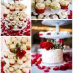 Emily & Brett's Cupcake Wedding
